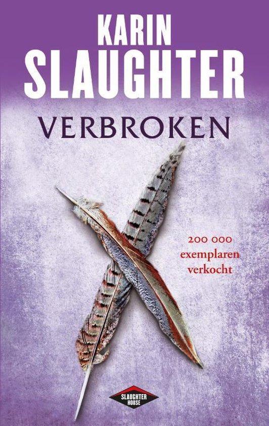 Will Trent - Verbroken - Karin Slaughter  