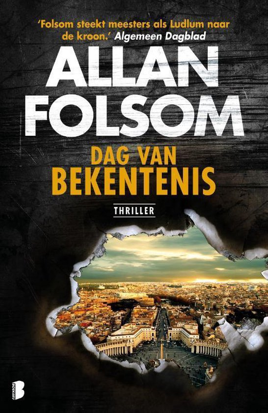 Dag van bekentenis - Allan Folsom |