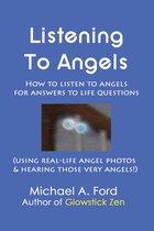 Omslag Listening to Angels