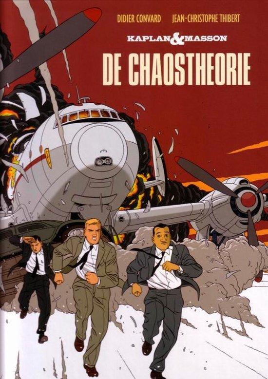 Kaplan & masson de avonturen van hc01. de theorie van chaos - Jean-Christophe Thibert |