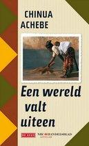 Boek cover Een wereld valt uiteen / druk Heruitgave van Chinua Achebe