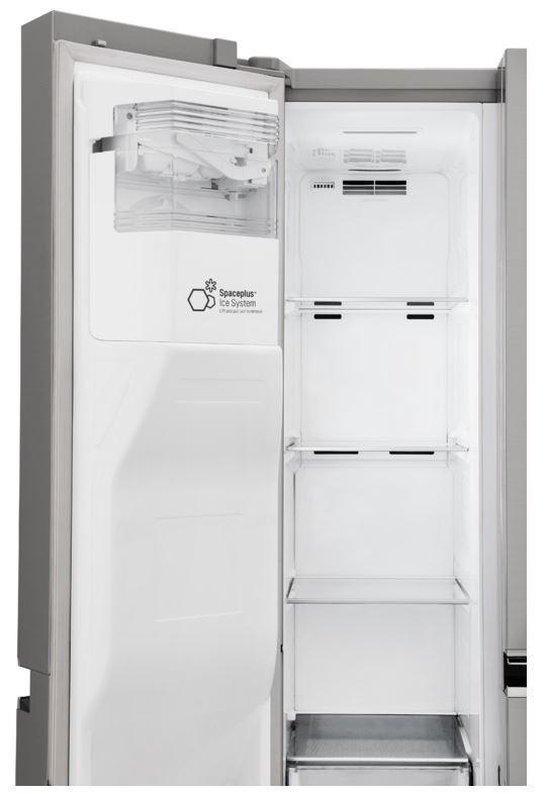 LG GSJ361DIDV - Amerikaanse koelkast - Grafiet