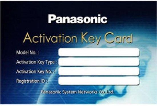 Panasonic KX-NSE201W softwarelicentie & -uitbreiding 8 licentie(s)