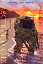 Boek cover Diabolical Plots: Year Three van David Steffen (Onbekend)