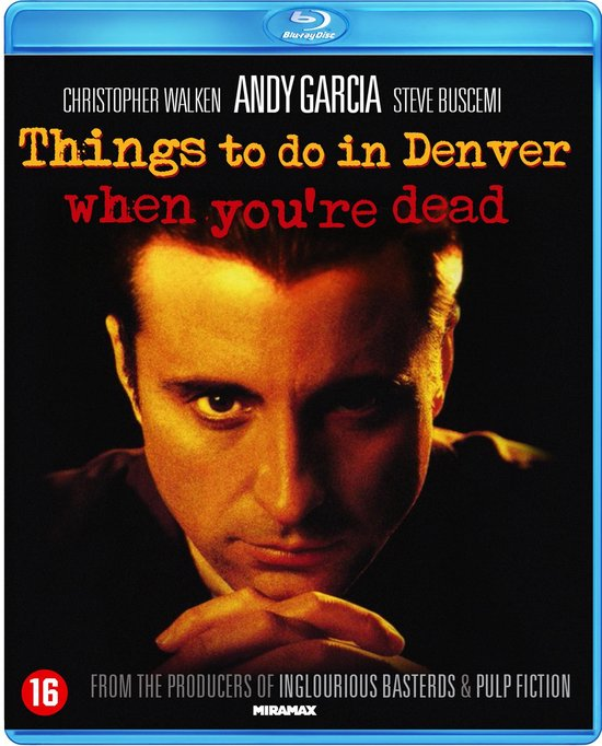 Cover van de film 'Things To do In Denver When You're Dead'