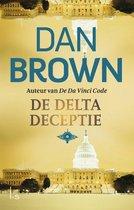 Boek cover De Delta deceptie van Dan Brown (Paperback)