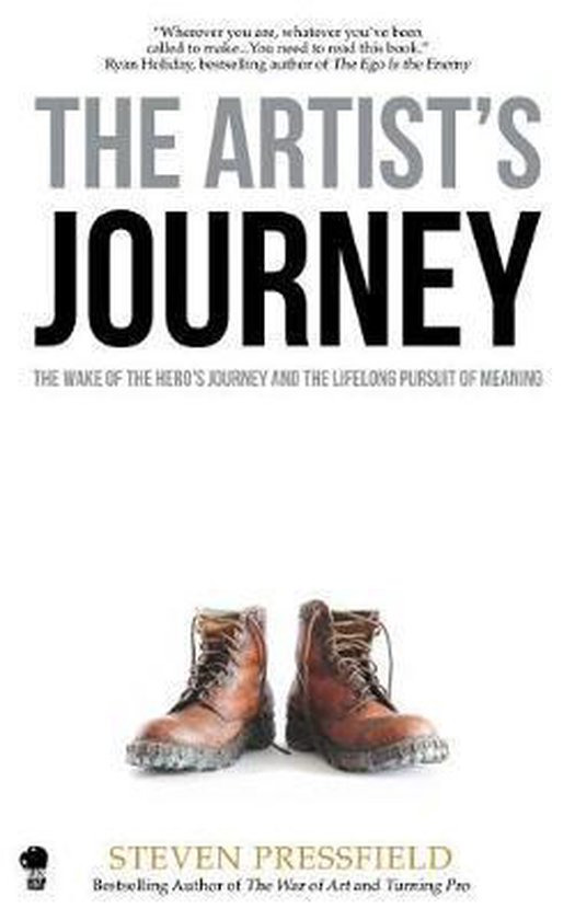 Boek cover The Artists Journey van Steven Pressfield (Onbekend)