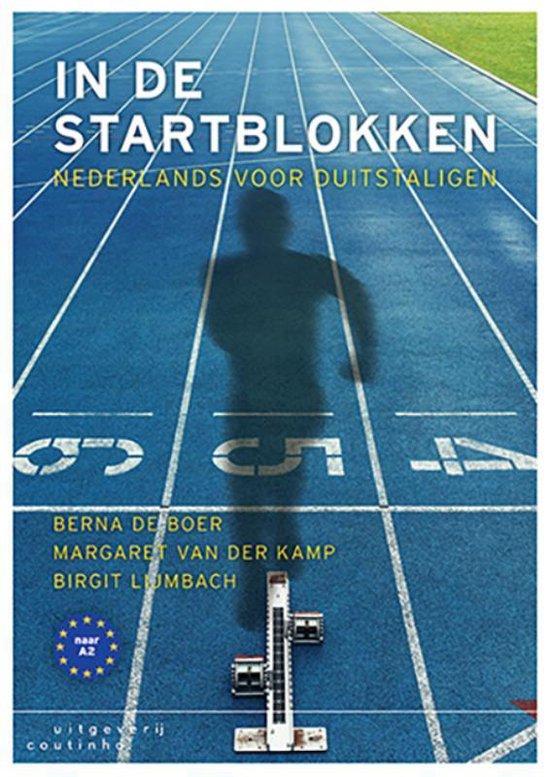 Boek cover In de startblokken van Berna de Boer (Paperback)