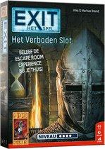 EXIT Het Verboden Slot - Escape Room - Bordspel