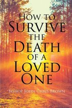 Omslag How To Survive The Death Of A Loved One