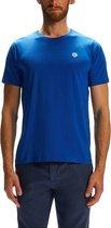 North Sails T-Shirt Logo Ocean Blue