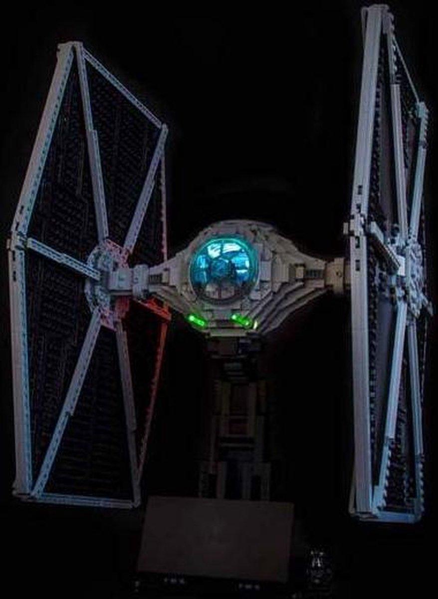 Light My Bricks LEGO Star Wars UCS Tie Fighter 75095 Verlichtings Set