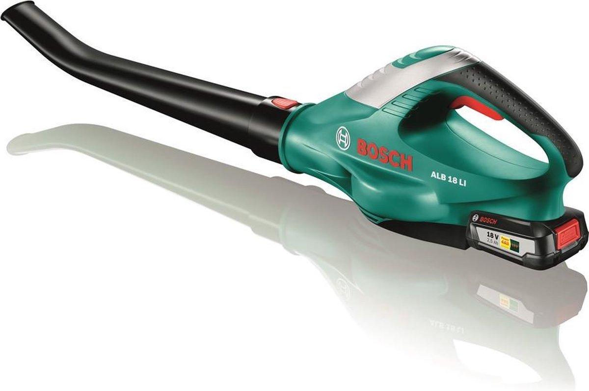 Bosch ALB 18 LI Bladblazer - Met 18 V accu en lader