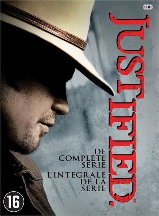 Justified - De Complete Serie