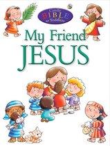 Omslag My Friend Jesus