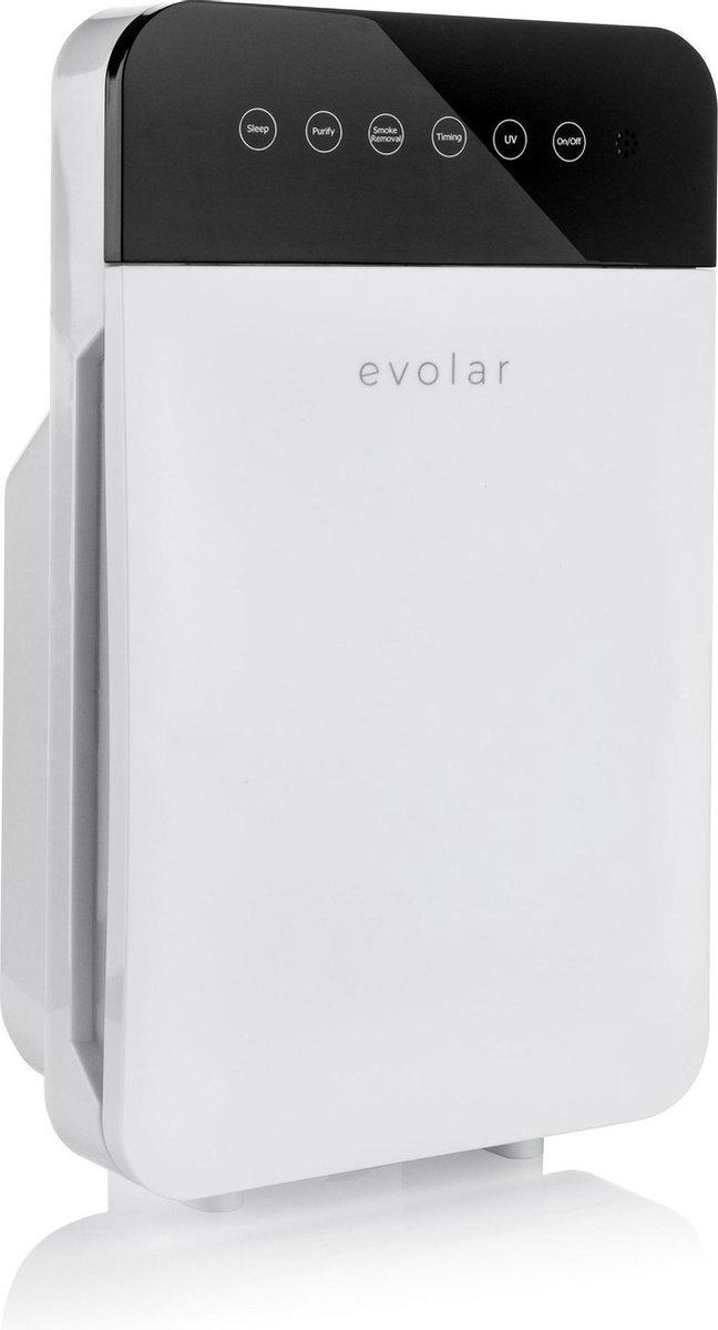Evolar EVO-AP885 Air purifier – Hepa Filter – Actief Koolfilter – Ionisator – Virusdodend UV-filter