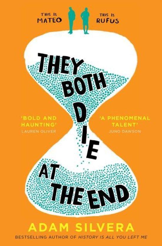 Boek cover They Both Die at the End van Adam Silvera (Paperback)