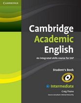 Cambridge Academic English B1+ - Int student's book