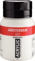 Amsterdam Standard Acrylverf 500ml 105 Titaanwit