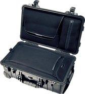 Peli Case   -   Camerakoffer   -   1510    -  Zwart   -  incl. laptop en overnachtingsindeling  50,100000 x 27,900000 x 19,300000 cm (BxDxH)