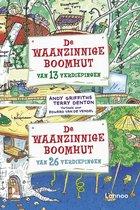 De waanzinnige boomhut  -   De waanzinnige boomhut van 13 en 26 verdiepingen
