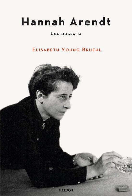 Boek cover Hannah Arendt van Elisabeth Young-Bruehl (Onbekend)