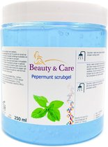 Beauty & Care - Pepermunt scrubgel - 250 ml