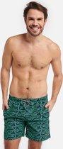Shiwi Men Swimshort Alligator - groen - XXXL