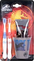 Universal Jurassic World 2pc Toothbrush