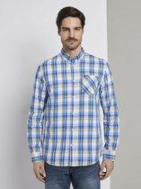 Tom Tailor 15003440 Heren Overhemd Maat M