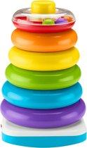 Fisher Price Grote kleurenringpiramide Stapelringen