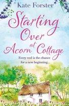 Omslag Starting Over at Acorn Cottage