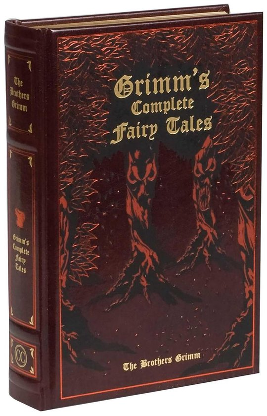 Boek cover Grimms Complete Fairy Tales van Jacob And Wilhelm Grimm (Onbekend)
