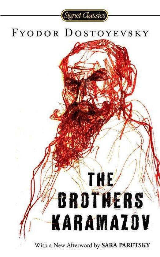 Boek cover The Brothers Karamazov van Fyodor Dostoevsky (Paperback)