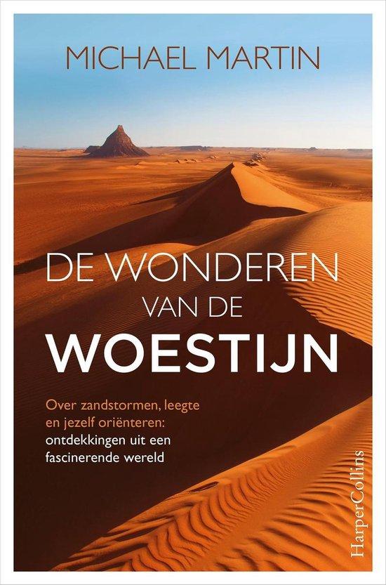 De wonderen van de woestijn - Michael Martin | Readingchampions.org.uk