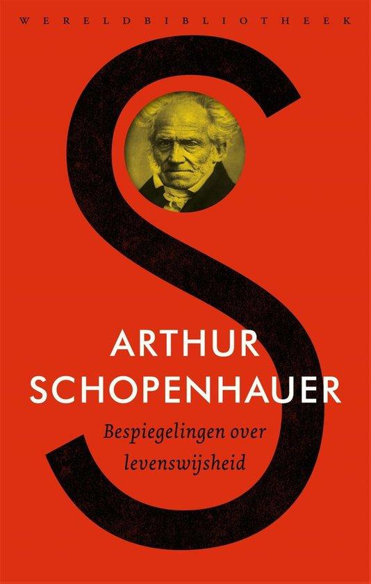Boek cover Bespiegelingen over levenswijsheid van Arthur Schopenhauer (Hardcover)