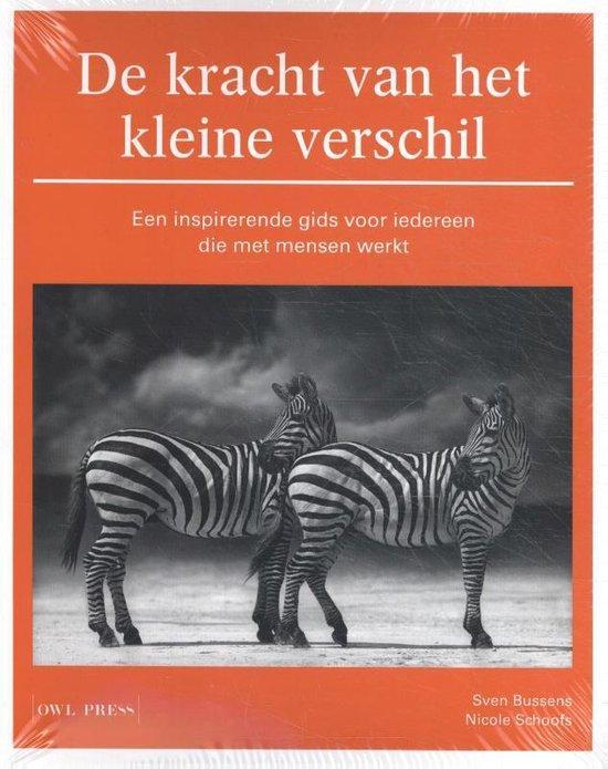 De kracht van het kleine verschil - Sven Bussens |