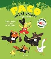 Boek cover Paco en het orkest van Magali le Huche