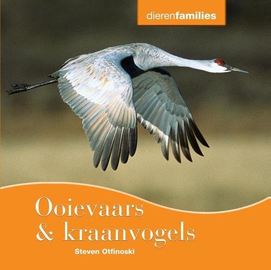 Dierenfamilies - Ooievaars & kraanvogels - Steven Otfinoski  