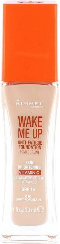 Rimmel Wake Me Up Foundation - 010 Light Porcelain