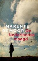 Boekomslag van 'De Nederlandse maagd'