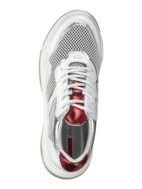 S.oliver Sneakers Laag Wit-38 EWHoIs