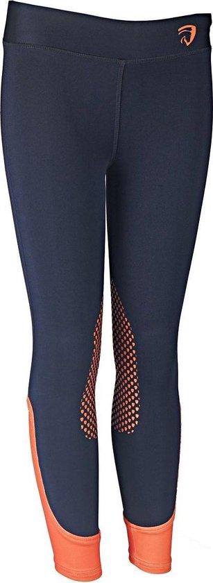 Horka Rijlegging Lucy Junior Polyester Blauw/oranje Maat 140