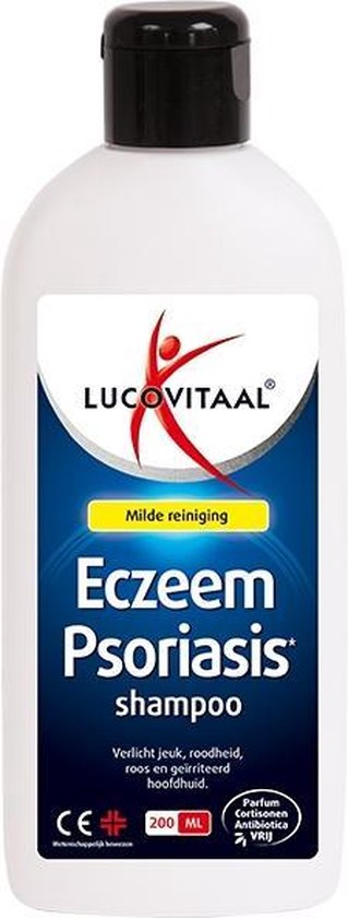 Lucovitaal Eczeem Psoriasis Shampoo