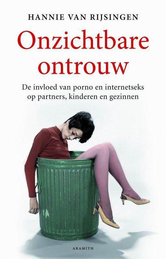 Cover van het boek 'Onzichtbare ontrouw'