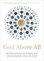 Omslag God Above All