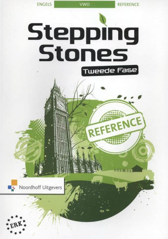 Stepping Stones / Reference tweede fase vwo - none |