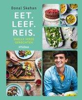 Boek cover Eet. Leef. Reis. van Donal Skehan