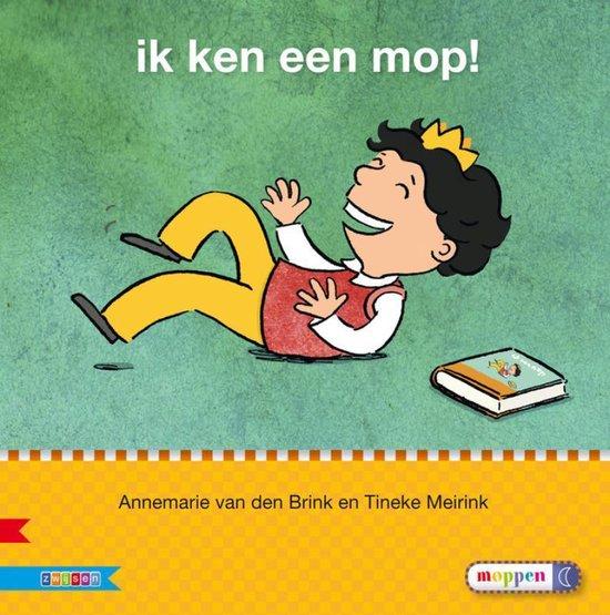 Ik ken een mop - Annemarie van den Brink |