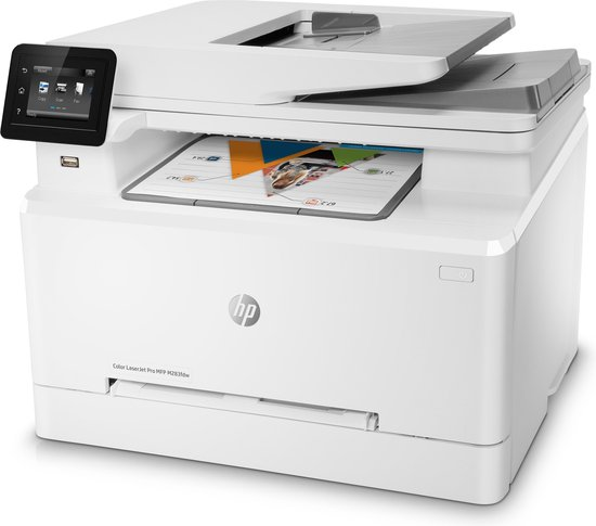 HP Color LaserJet Pro MFP M283fdw - All-in-One Kleuren Laserprinter